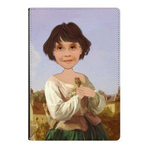 個人肖像訂製產品 A5 筆記本