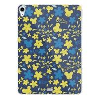 Qee Flower Print 2020 iPad Air 10.9 inch(2020) Clear Case