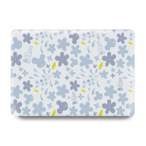 Qee Flower Print 2020 Macbook Pro 13' Case (2020)
