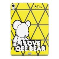 Love Qee 2020 iPad Air 10.9 inch(2020) Clear Case