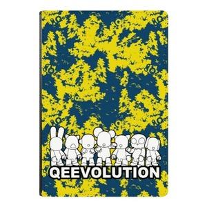 Qeevolution 2021 A5 Notebook