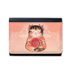 Good Luck Cat 銀包(含散紙包)