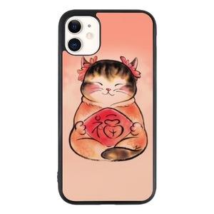 Good Luck Cat iPhone 11 防撞殼