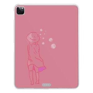 在你心中的少女iPad Pro 12.9吋(2020)透明保護套