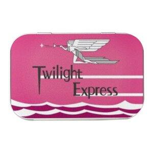 Twilight Express易揭式馬口鐵盒(中)
