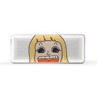 大笑女孩小米藍芽音箱