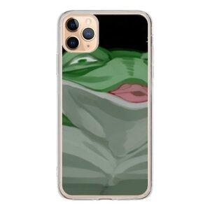 青蛙  iPhone 11 Pro Max 透明殼