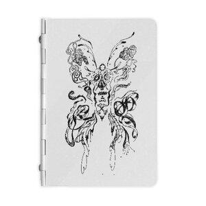 生命輪轉 金屬筆記本 Life cycle Metal Notebook
