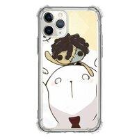 GeGe&Mr.charribi iPhone 11 Pro 透明防撞殼