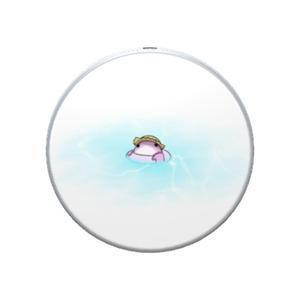 小螃蟹游泳 10W無線充電板