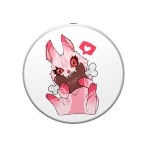 食肉兔 10W無線充電板