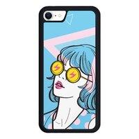 X06 / 女人太陽眼鏡 /iPhone SE 雙層TPU 防撞殼(2020)