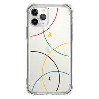 團傑iPhone 11 Pro 透明防撞殼
