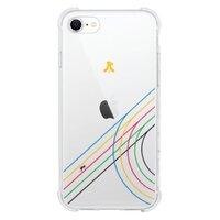 團傑iPhone SE 透明殼(2020 TPU軟款)