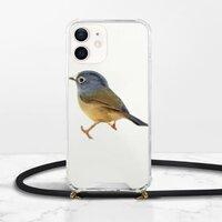 iPhone 12 Mini 挂绳透明硬壳