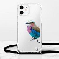 iPhone 12 mini 挂绳透明软壳