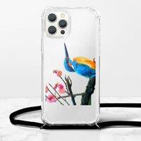 iPhone 12 Pro 挂绳透明软壳