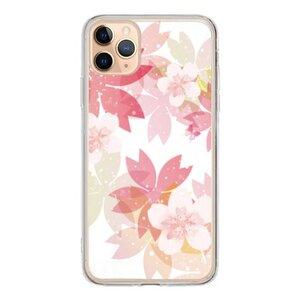 櫻花之春  iPhone 11 Pro Max 透明殼