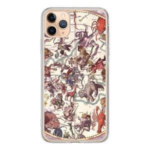 復古星座圖  iPhone 11 Pro Max 透明殼