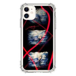 《溺水》iPhone 11 透明防撞殼