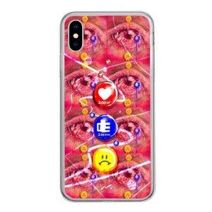 《春天EYE》 iPhone Xs 透明殼