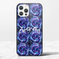 《冬天MOUTH》iPhone 12 Pro 鋼化玻璃殼