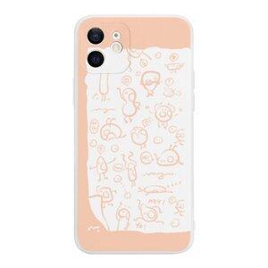 《小可愛》iPhone 12 磨砂軟殼