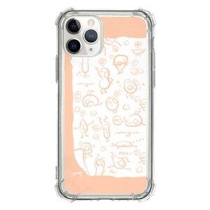 《小可愛》iPhone 11 Pro 透明防撞殼