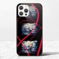 《溺水》iPhone 12 Pro 鋼化玻璃殼