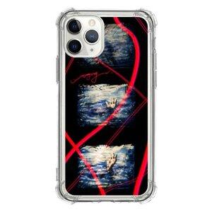 《溺水》iPhone 11 Pro 透明防撞殼