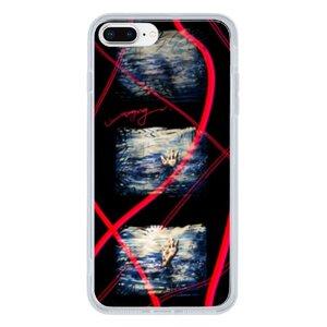 《溺水》 iPhone 7 Plus 透明殼