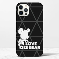 Love Qee 2020 iPhone 12 Pro Max Glossy Case