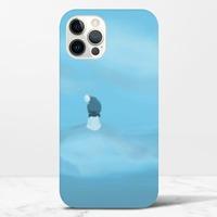 暴風中心的少女iPhone 12 Max Pro 光面硬身殼