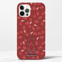 BearBearQ iPhone 12 Pro Max Glossy Case