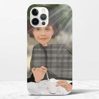 個人肖像訂製產品 iPhone 12 Pro 光面硬身殼