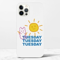 Tuesday BeariPhone 12 Pro 光面硬身殼