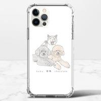 客製化相片iPhone 12 Pro 透明防撞殼(TPU軟款)