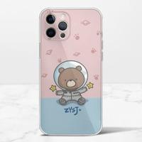 OD宇航熊寶寶 iPhone 12 Pro Max 透明殼(TPU軟款)