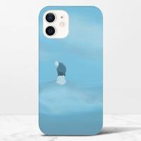 暴風中心的少女iPhone 12 光面硬身殼