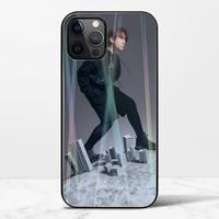 TOiPhone 12 Pro Max 極光鋼化玻璃殼
