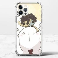 GeGe&Mr.charribi  iPhone 12 Pro Max 透明防撞殼(TPU軟款)