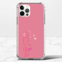 在你心中的少女iPhone 12 Pro Max 透明防撞殼(TPU軟款)