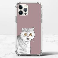 生活來點貓iPhone 12 Pro Max 透明防撞殼(TPU軟款)