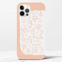 《小可愛》iPhone 12 Pro 光面硬身殼