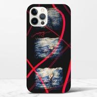 《溺水》iPhone 12 Pro 光面硬身殼
