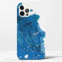 星光藍iPhone 12 Pro 光面硬身殼
