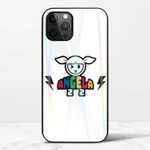 ANGELA ClassiciPhone 12 Pro 極光鋼化玻璃殼
