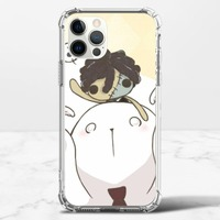 GeGe&Mr.charribi iPhone 12 Pro 透明防撞殼(TPU軟款)