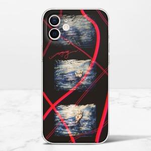《溺水》iPhone 12 mini 透明殼(TPU軟款)