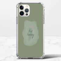 綠色島嶼   keep learningiPhone 12 Pro 透明防撞殼(TPU軟款)